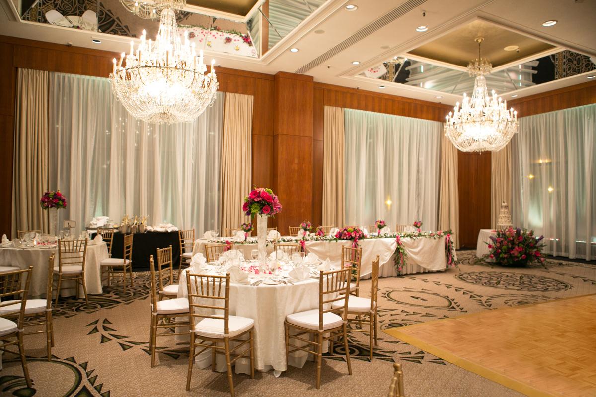 Les plus belles salles de r ceptions pour mariage for Table exterieur montreal