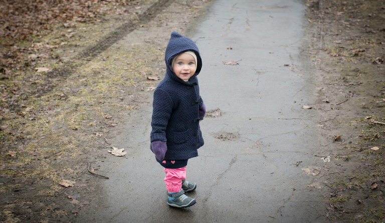 Children's photography in Montreal