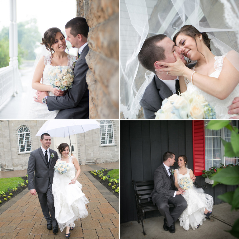spring wedding in Montreal