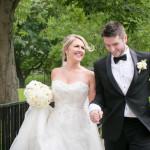 Birks Chapel Wedding and McGill Faculty Club Reception