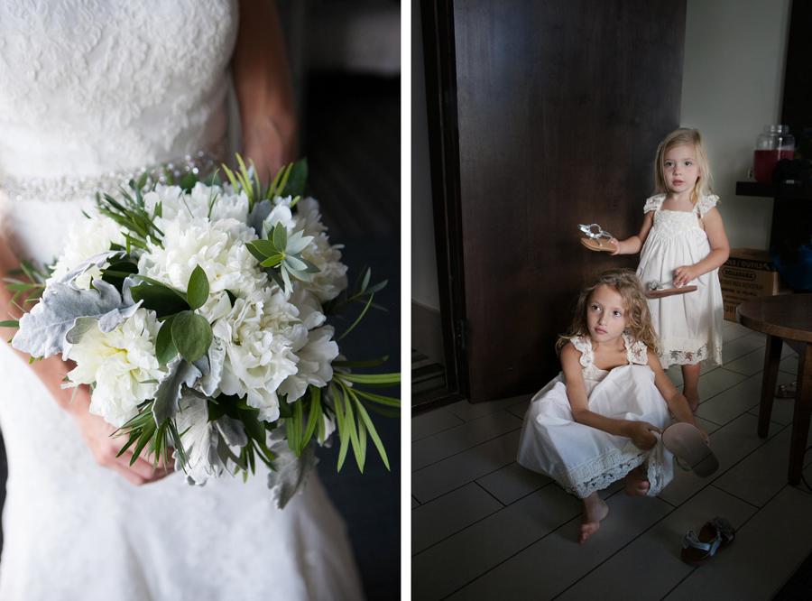 mariages à Estérel – meilleure entrée de la mariée!