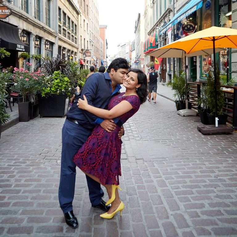 Romantic Old Montreal