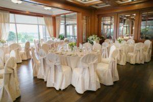 Golf St-Raphael wedding