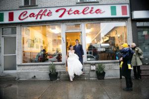 Caffe Italia in Montreal