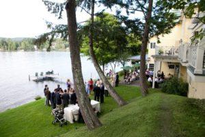 Ripple Cove wedding