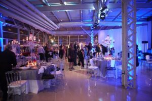 Montreal Science Centre wedding
