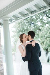 bride and groom wedding