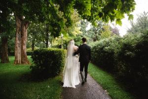 Murray Hill Park wedding