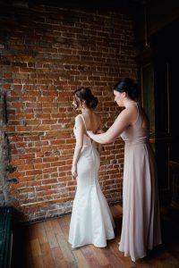 Wedding dress montreal