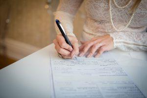 Intimate montreal wedding