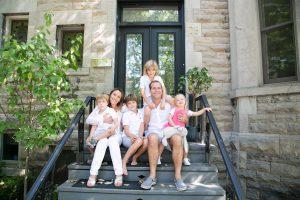 westmount family photo