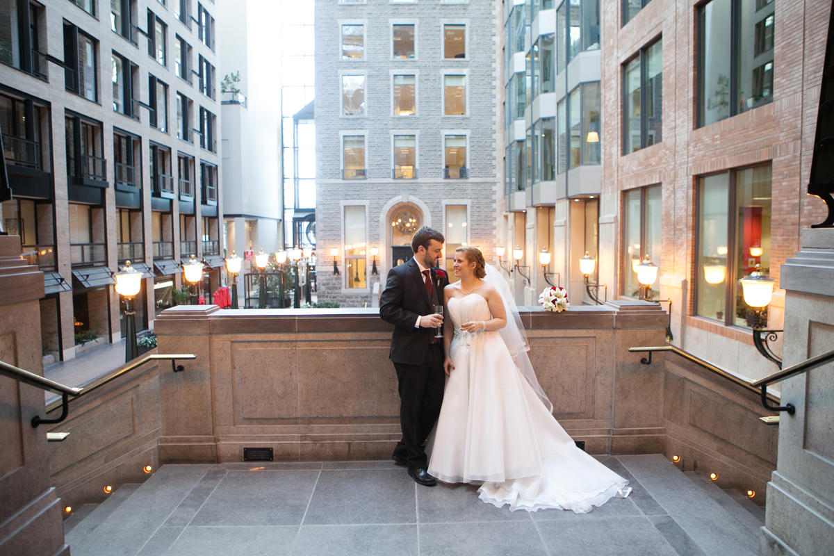 Choosing Montreal For Your Destination Wedding