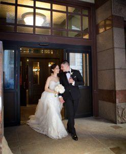 Montreal Hotel Wedding