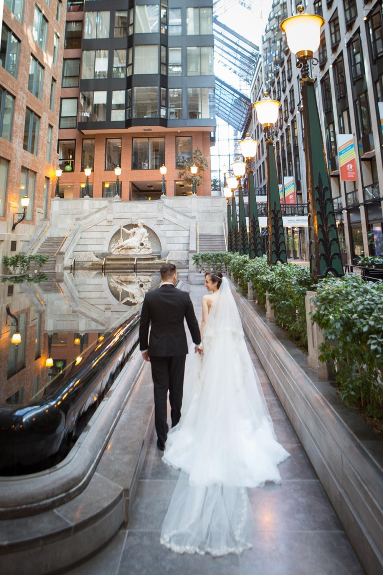 InterContinental Hotel Wedding