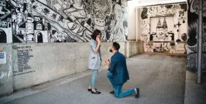 Montreal Wedding Proposal